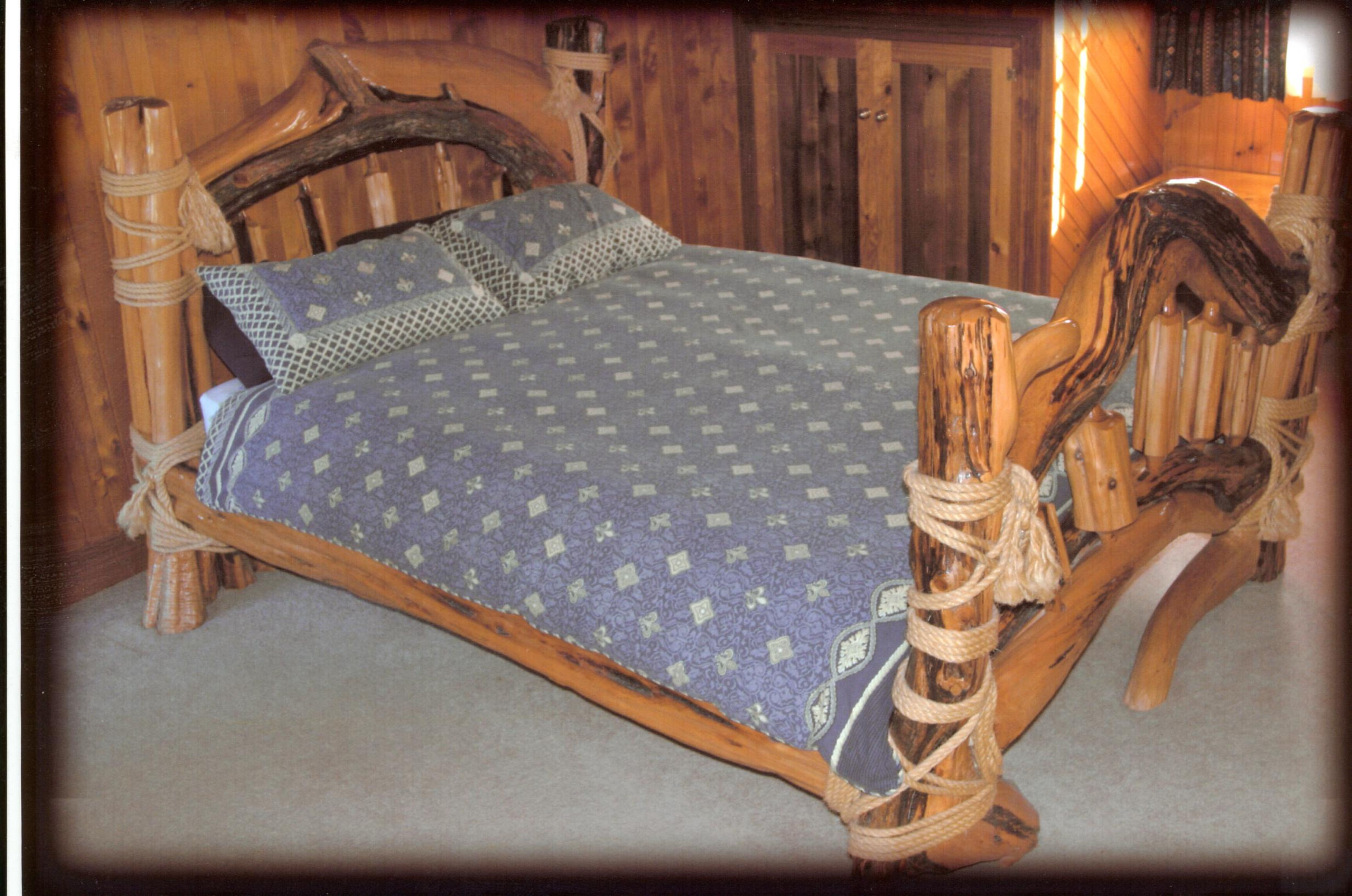 Huon pine bed